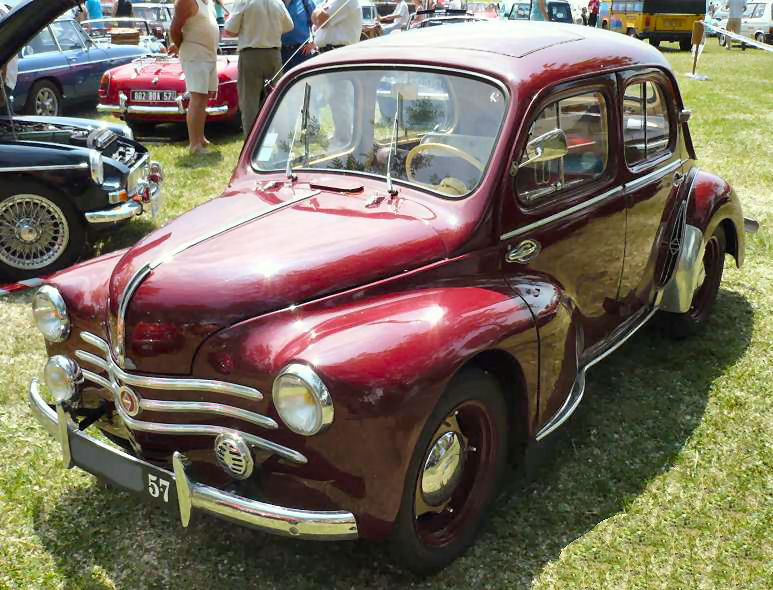 bordeaux avg Renault 4cv 00013a
