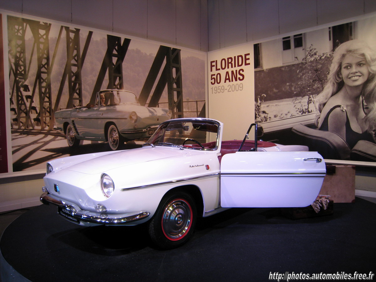 blanche avg Renault Floride 10