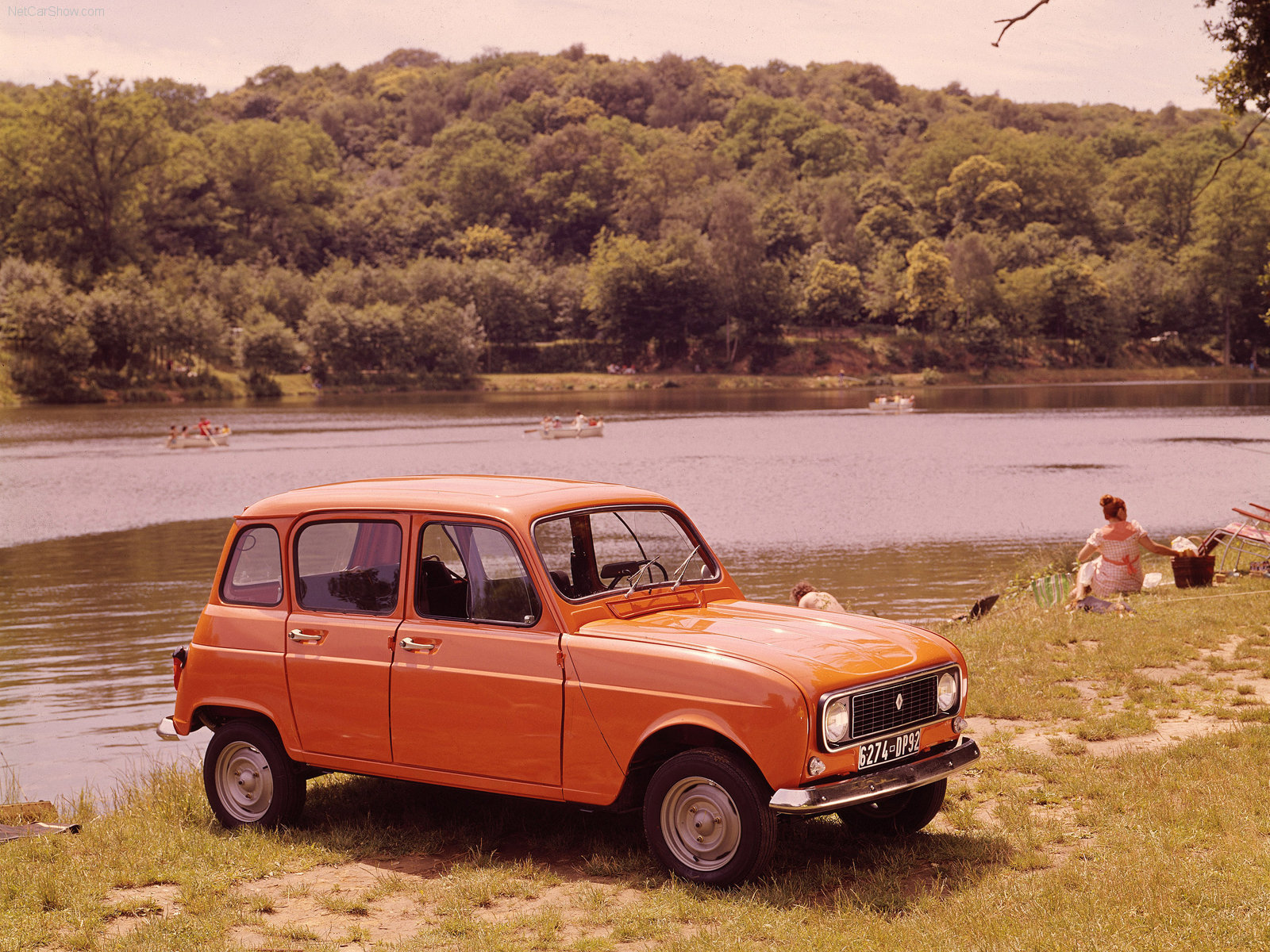 orange avd -r4 luxe 1975