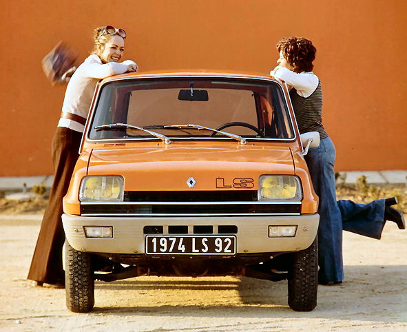 orange f 1974-renault-5-ls