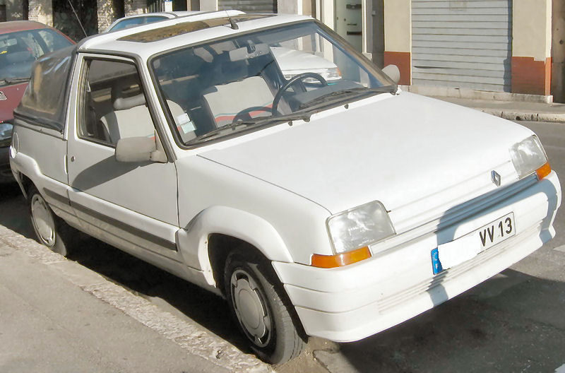 blanche avd super5 cabriolet 100315044125641655