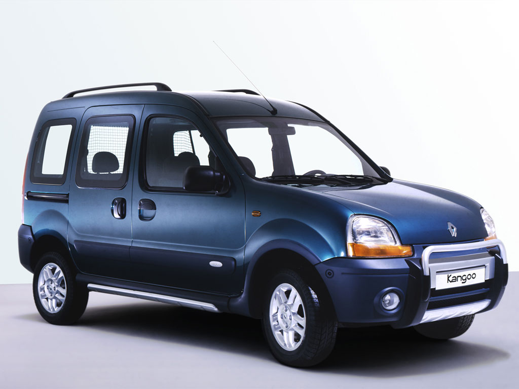bleue wallpapers car renault renault-kangoo