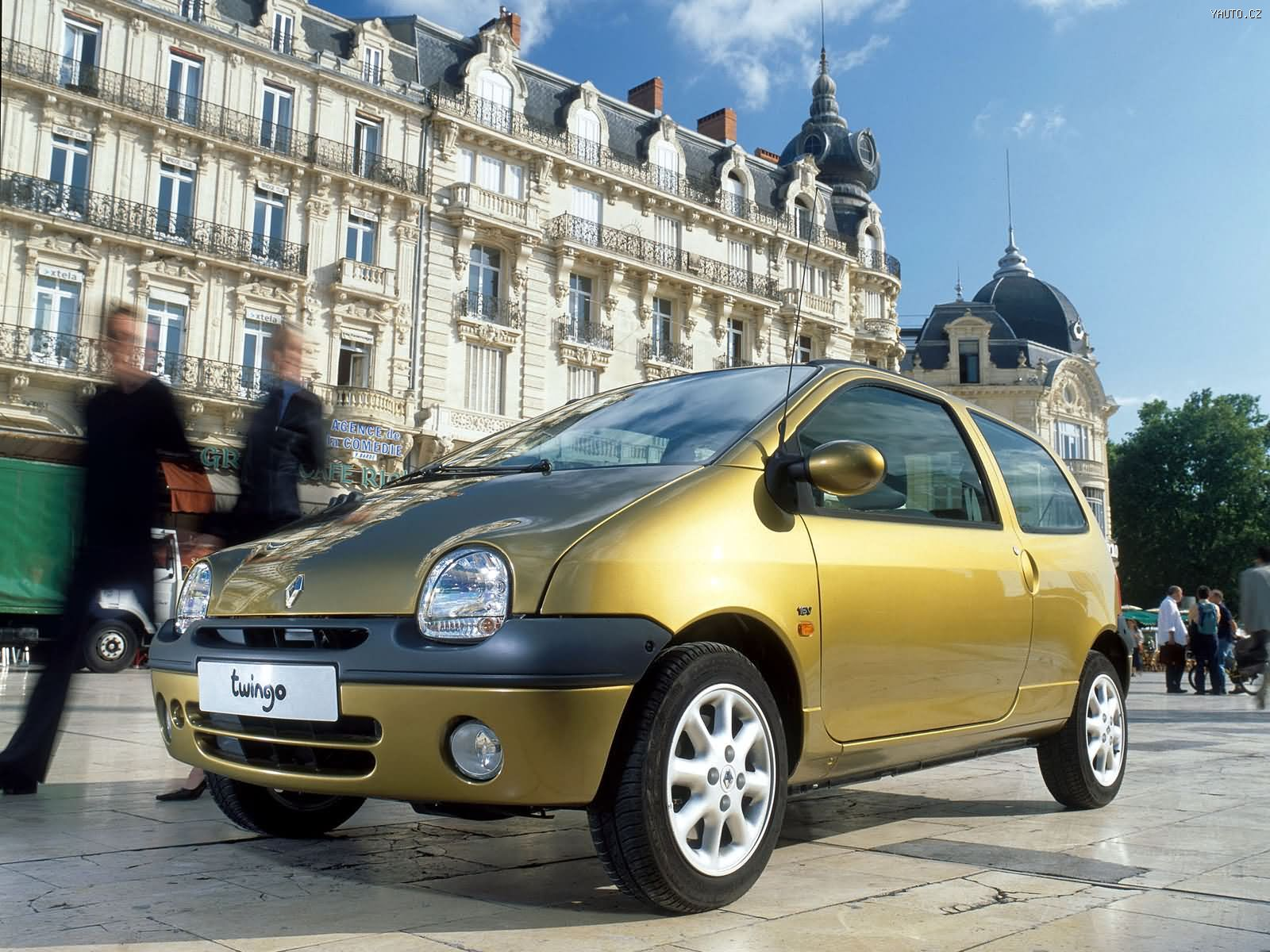 or avg Renault Twingo 2002 2