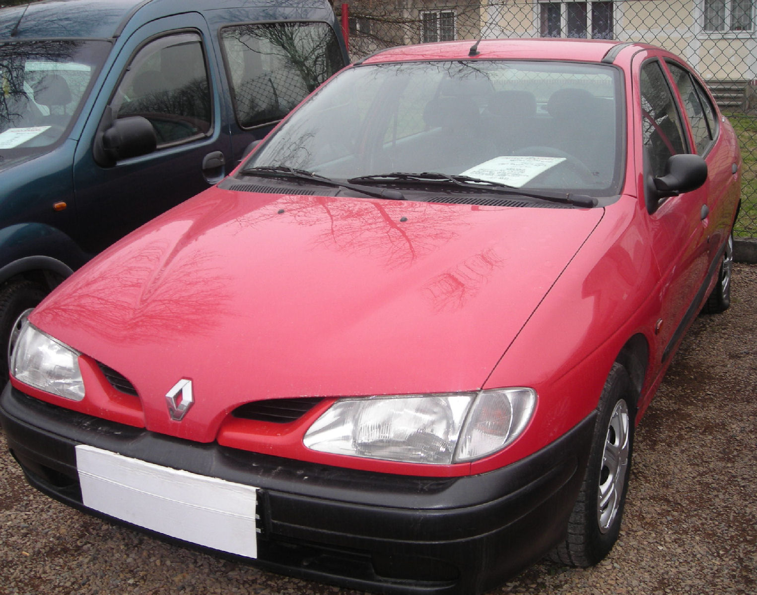 rouge avg Renault Classic 1997