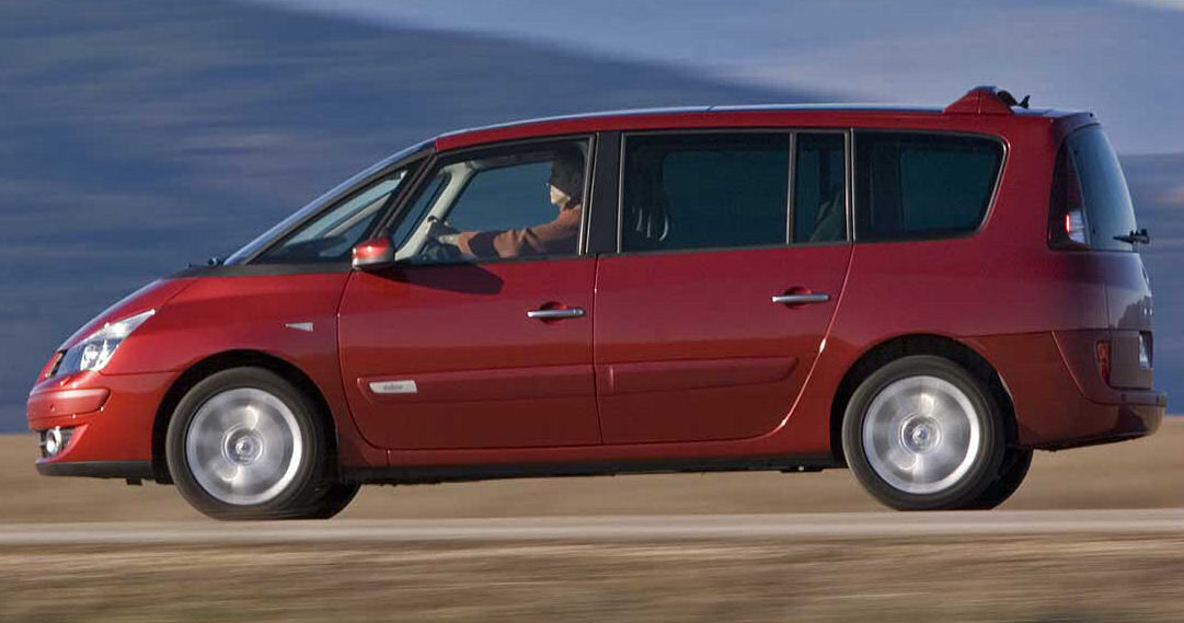 rouge Renault Grand Espace 4 006