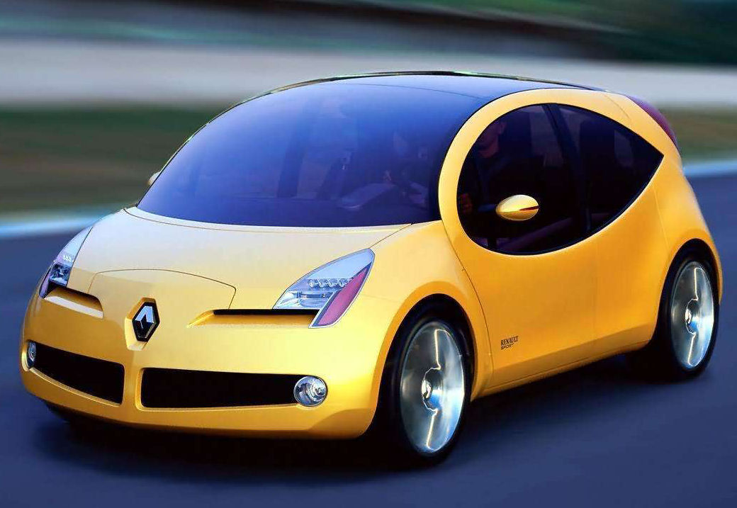 2003 Renault Be Bop Related Infomationspecifications Weili
