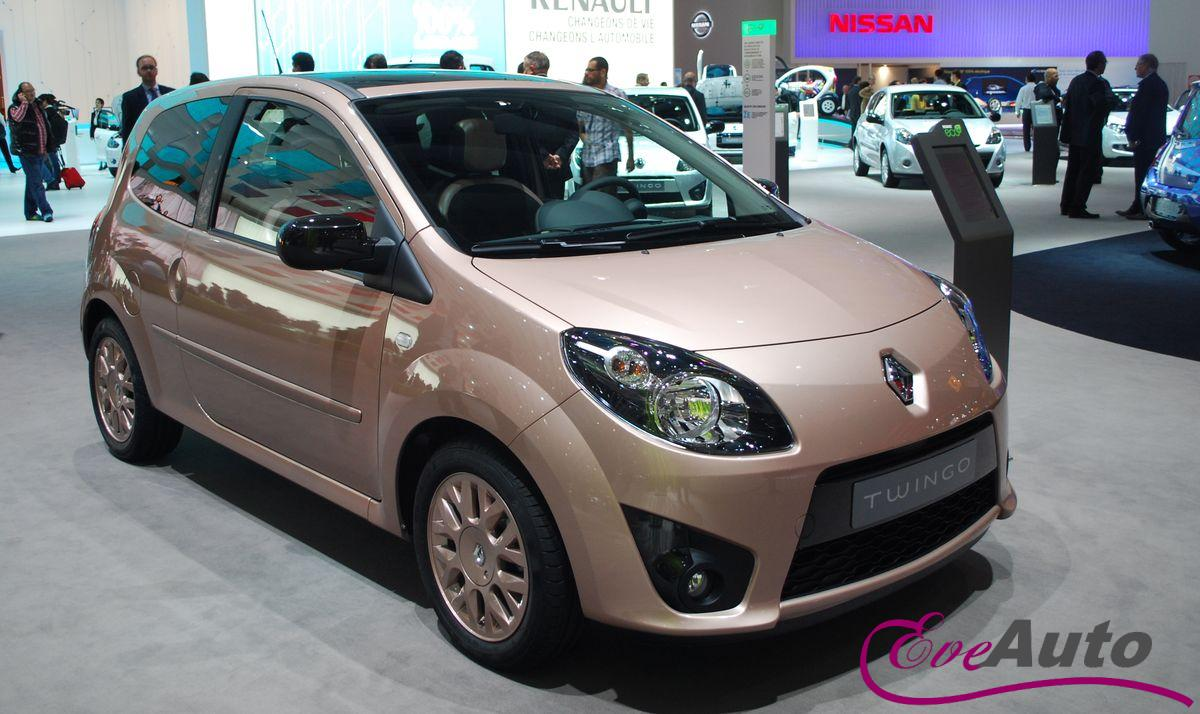 rose avd Renault-Twingo-Miss-Sixty