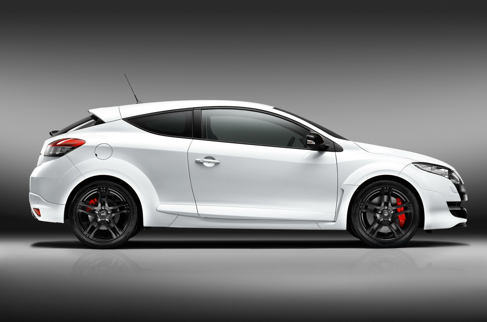 blanche renault-megane-rs-3