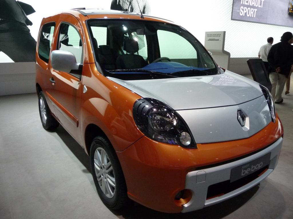 orange salon-internacional-automovil-barcelona-renault-be-bop-lateral-derecho